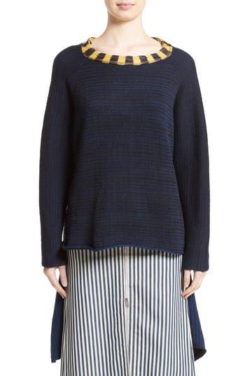 Eckhaus Latta Tie Back Sweater