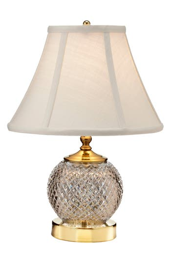 Waterford Alana Lead Crystal Mini Table Lamp Nordstrom