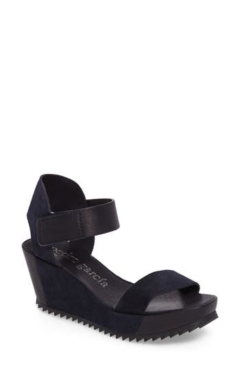 Pedro Garcia Francesca Wedge Sandal (Women)