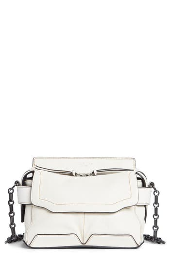 rag & bone Micro Pilot Leather Satchel