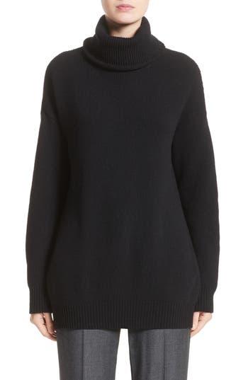 Max Mara Ebrien Wool & Cashmere Turtleneck Sweater