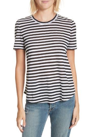 A.L.C. Alber Stripe Linen ..