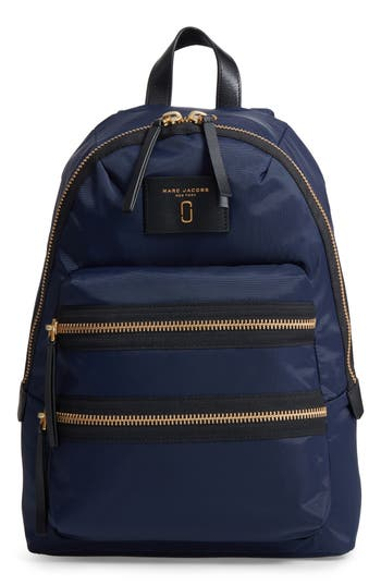 MARC JACOBS Biker Nylon Backpack