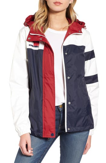 Tommy Hilfiger Colorblock Wind..