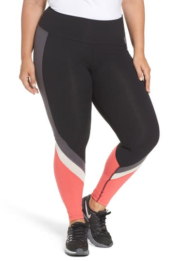 Marika Curves Colorblock Leggings (Plus Size)