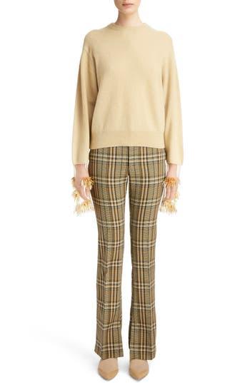 TOGA Beaded Cuff Sweater