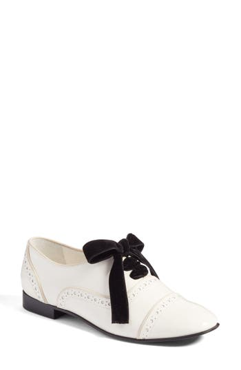 Tory Burch Haverford Cap Toe Oxford (Women)