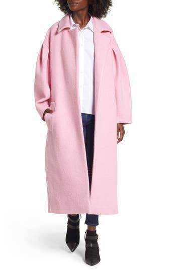 Topshop Mutton Sleeve Coat