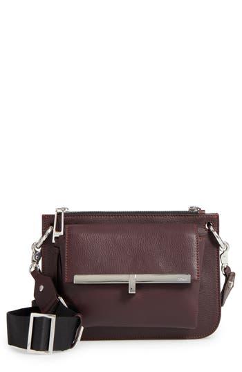Botkier Bleeker Leather Double Shoulder Bag