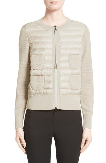 Moncler Coreana Quilted Kn..