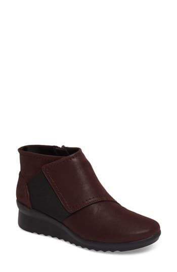 Clarks? Caddell Rush Bootie (Women)