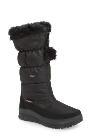 Pajar Toboggan 2 Faux Fur Trim Insulated Waterproof Boot (Women)