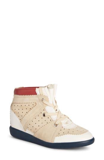 Isabel Marant Betty Wedge Sneaker (Women)