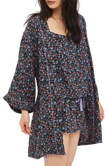 Topshop Ditsy Floral Print..