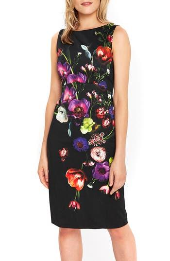 Wallis Floral Sheath Dress