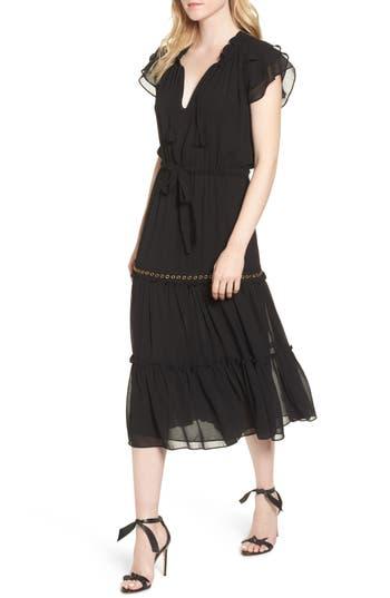 MISA Los Angeles Anis Midi Dress