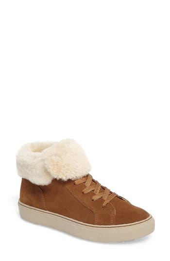 Cougar Downey Waterproof Genuine Shearling Sneaker (Women)