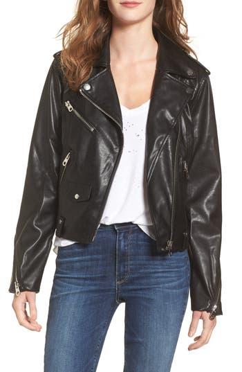 Vigoss Faux Leather Moto J..