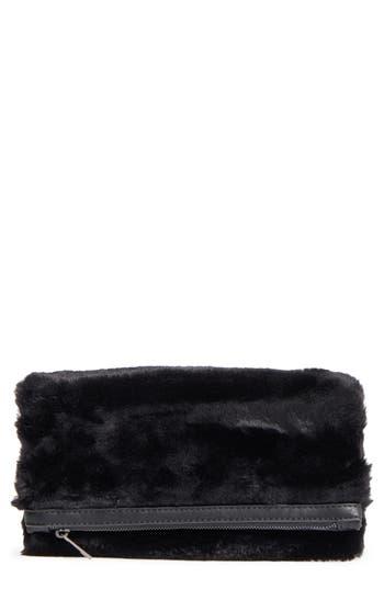 Leith Faux Fur Foldover Cl..