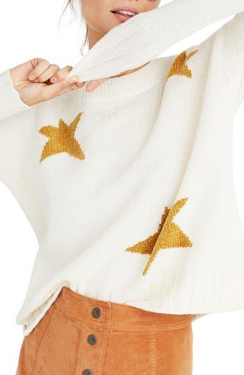 Madewell Merino Star Sweat..