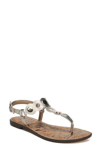 Gilly T Strap Sandal by Sam Edelman