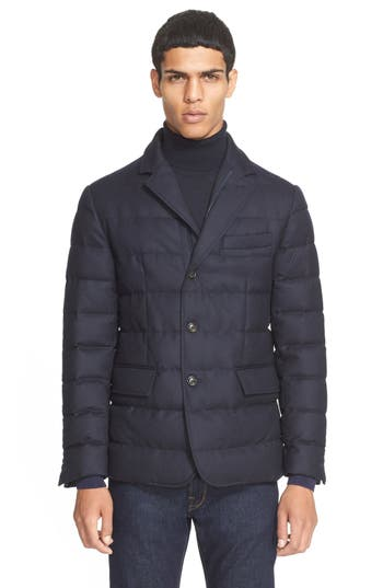 Moncler Rodin Quilted Down Sport Coat Nordstrom