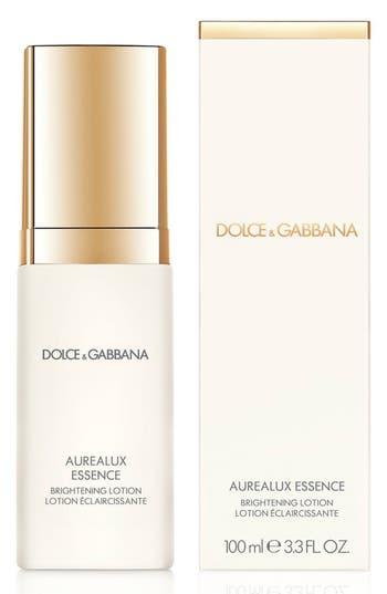 Dolce&GabbanaBeauty 'Aurealux' Essence Brightening Lotion,                             Alternate thumbnail 2, color,                             No Color