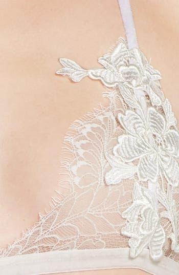 Alternate Image 6  - For Love & Lemons 'Flower Blossom' Bralette