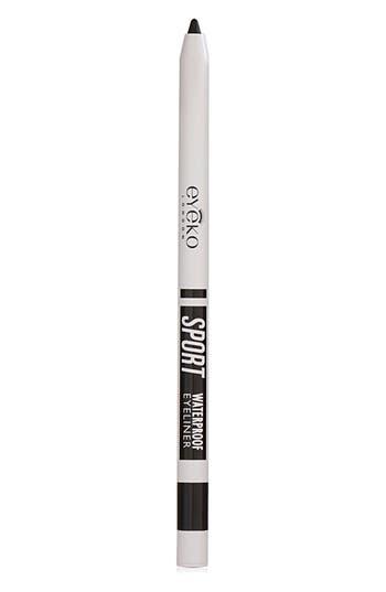 Sport Waterproof Eyeliner,                             Main thumbnail 1, color,                             Black