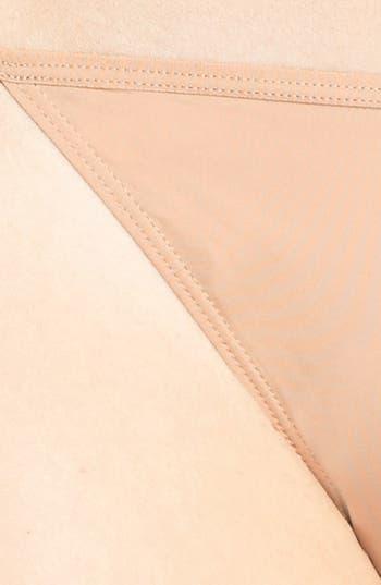 Alternate Image 3  - Calvin Klein Sleek String Bikini