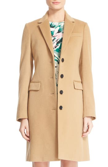 Burberry Sidlesham Wool & Cashmere Coat | Nordstrom