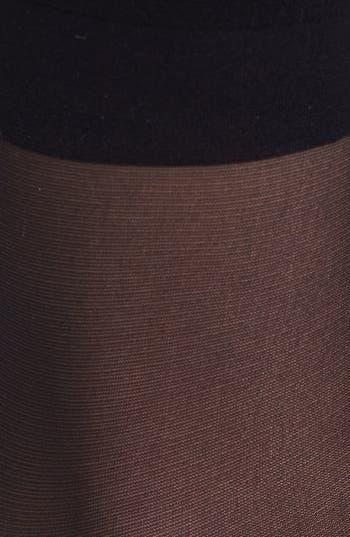 3-Pack Sheer Anklet,                             Alternate thumbnail 3, color,                             Black