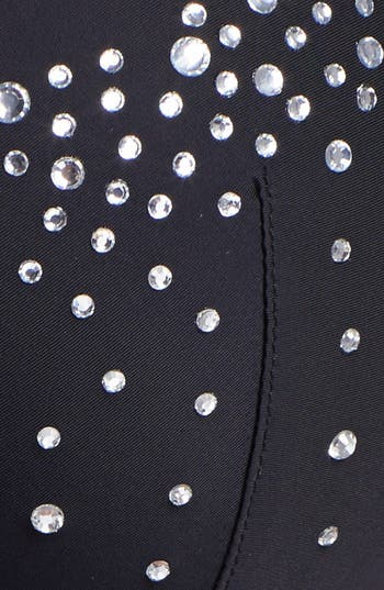 Alternate Image 3  - kensie 'Stella' Crystal Embellished Demi Corselet Bra (Limited Edition)