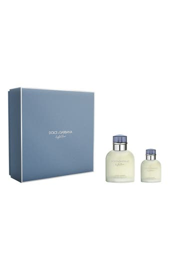 Alternate Image 1 Selected - Dolce&Gabbana Beauty 'Light Blue pour Homme' Gift Set ($137 Value)