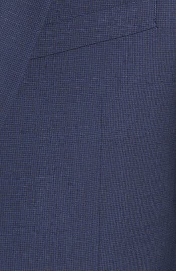 Alternate Image 5  - HUGO 'Astro/Hill' Extra Trim Fit Suit