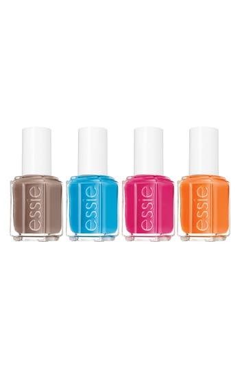 Main Image - essie® 'Summer 2014' Mini Four-Pack