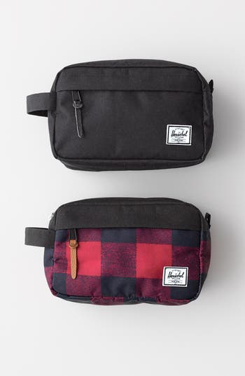 Alternate Image 6  - Herschel Supply Co. 'Chapter Buffalo' Toiletry Kit