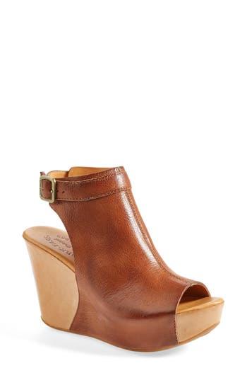 Kork-Ease? 'Berit' Wedge Sandal (Women)