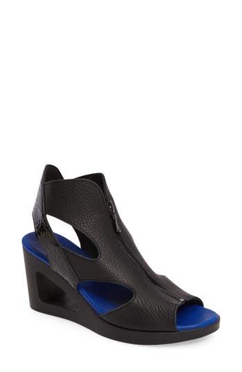 Arche Vahiro Cutout Wedge Sandal (Women)