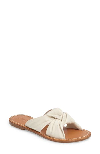 Soludos Knotted Slide Sandal (Women)