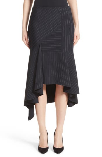 Jason Wu Pinstripe Stretch..