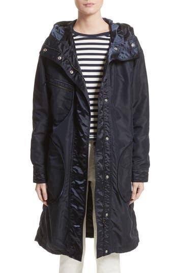 Belstaff Claredon Hooded Raincoat