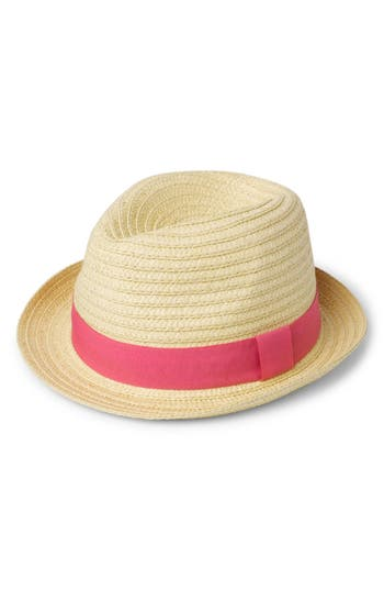 Johnnie b by boden packable straw beach hat girls for Johnny boden shop