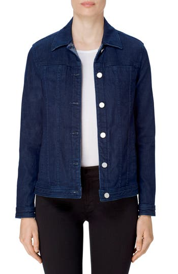 J Brand Cyra Reversible Denim ..