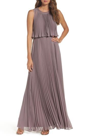 57fdbf659b5 Plus Kalea Burgundy Fiery Sunset Dress