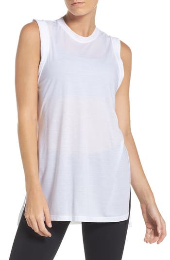 Under Armour Breathe Tunic Tank