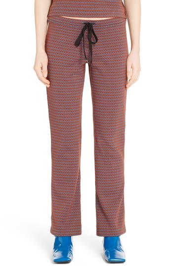 Marni Micro Pattern Jersey Dra..