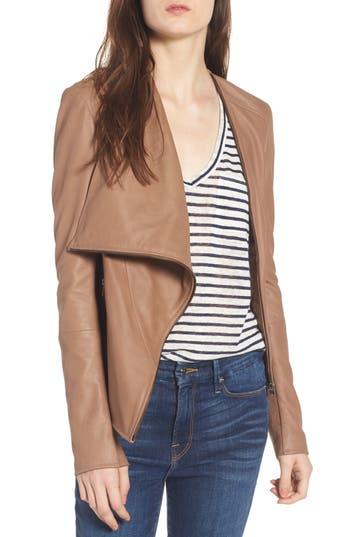 LAMARQUE Cascade Leather Jacket