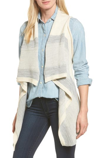 BCBGMAXAZRIA Faded Stripes..