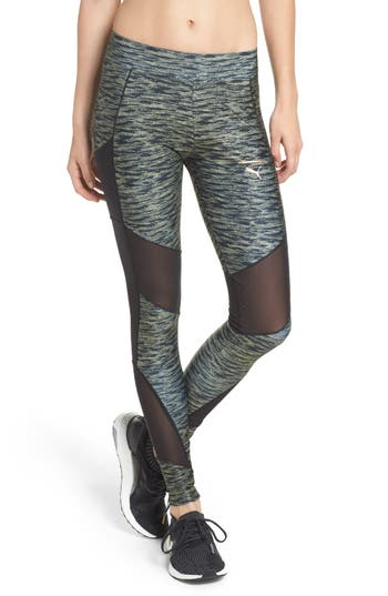 PUMA Velvet Rope Leggings